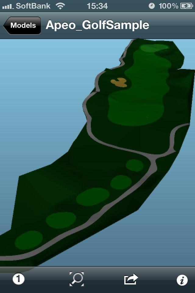 Golf-iPhone